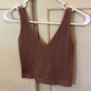 Free People Short V Cami Size Small